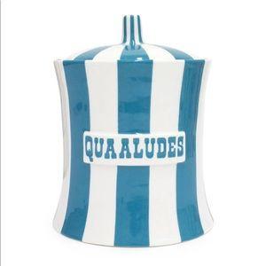 Jonathan Adler Vice Quaaludes Jar